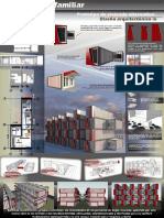 Presentacio de Panel Prototipo de Vienda