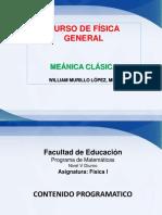 Fisica General Cl1