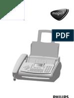 Fax.philipsmanual Usuario