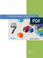 C Programming in Atmel Studio 7