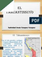 Defensa Nacional - TAHUANTINSUYO