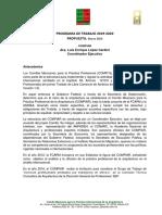 Comité Mexicano Para La Práctica Internacional de La Arquitectura COMPIAR 1