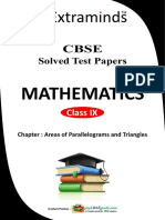 Class IX mathematics (areas of parallelograms and triangles .pdf