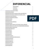 M I.dx Diagnostico Diferencial de Algunas Enfermedades