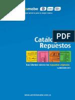 Catalago Mabe Sanyo General Electri