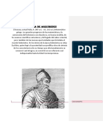 Biografia de Arquimides