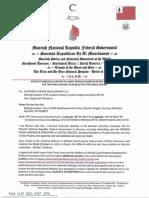 Affidavit of Allodial Secured Land Property Repossession Written Statement - Document # 7018 1130 0001 8907 1896