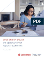 SMEs and UK growth