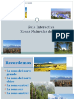 guía Interactiva zonas naturales
