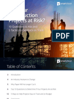 Are Your Construction Projects at Risk eBook