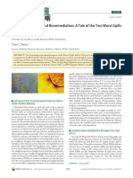 Lectura Oil Biodegradation and Bioremediation_A Tale of the Two Worst Spills