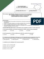 Evaluacion 6º Nb Abril 2019