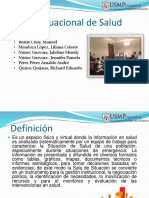 Sala Situacional de Salud. Exposición (1)