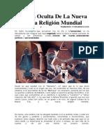 La Cara Oculta de La Nueva Era Y La Religión Mundial