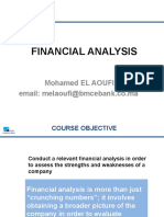Financial Analysis 1