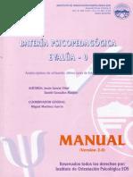 Evalua 0 - Manual