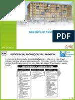 Adquisiciones - PMI