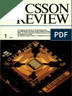 Ericson Review - Volumen 70 - 1993