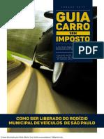 Como Ser Liberado Do Rodizio Municipal de Veiculos de Sao Paulo