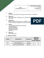 ME010 Determinación de PH