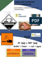 Charla Sustancias Corrosivas