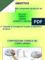CITOLOGIA Lezione 3 Cellula-Membrana 23-10-09