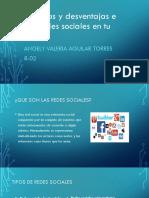 Ventajas y Desventajas e Las Redes Sociales