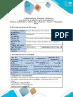 0-Guía de Actividades y Rubrica de Evaluación - Fase 5 - Propuesta Final FUNDAMENTOS