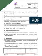 IMSP 7.4 Communication Revision 01