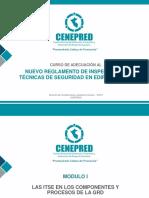 Módulo 1 - Las ITSE en Los Componentes y Procesos de La GRD