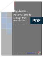 Reguladores Automaticos Avr