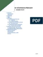 Integración con eCommerce Bancard  Compra Simple - versión 0.3.4