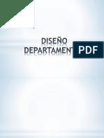 Diseño Departamental 2014 USS