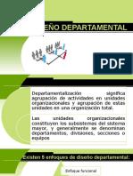 Diseño Departamental 2014-1