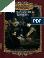 D&D La Dague Des Drakov