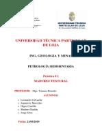 Informe Madurez Textural