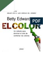 Betty Edwards El Color Pintura Arte DIGITALIZADO