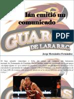 Jorge Hernandez Fernandez - Cubillán emitió un comunicado.pptx