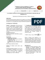 Protocolo Antocianinas totales