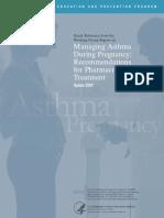 Effect Astma in Pregnancy