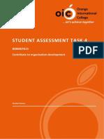 Bsbmgt615 Student Assessment Task 4 (2)