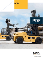 Caterpillar Cat Lift Trucks Spec 7bf00a