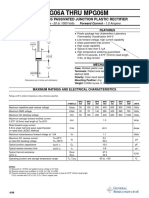 MPG060 Data Sheet