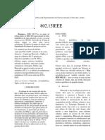 protocolo IEEE