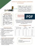 Poster Subsidios