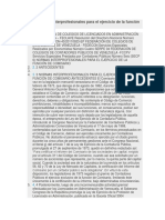 SECP 6 Normas Interprofesionales Para El Ejercicio de La Función de Comisario