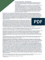 Ang Lam vs. Rosillosa in Personam