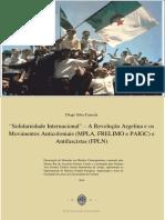 A Revolução Argeina e os movimentos nos palop