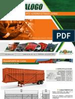Brochure Zafras - Clientes