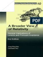A Broader View of Relativity - General Implications of Lorentz And Poincare Invariance.pdf